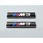 BMW 'M3' YAZI - ÇAMURLUK ARMASI 2 ADET