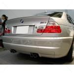 BMW E46 SEDAN SPOILER