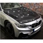 BMW 3-4 SERİSİ M3 M4 KARBONFİBER KAPUT F30 F80 F32 F82