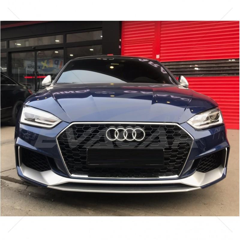 Audi A5 Convertible Body Kit: AUDI A5 B9 KASA 2016-2018 RS5 BODY KIT COUPE / SPORTBACK
